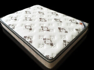 New and Quality Foam Eurotop Mattress Double/Queen/King Clayton Monash Area Preview
