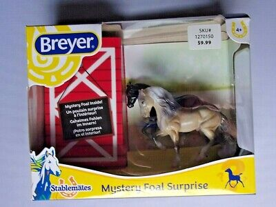 Breyer StableMates Mystery Foal Surprise Horse #5542