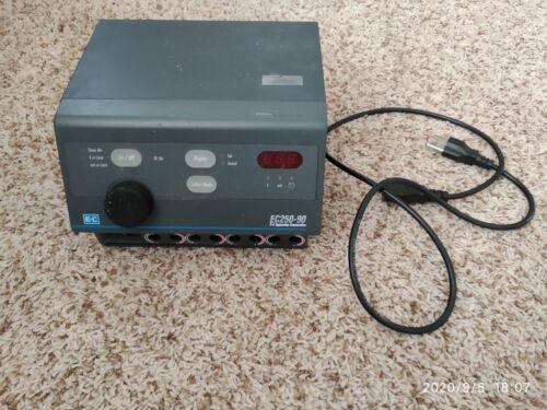 E-C APPARATUS CORPORATION ELECTROPHORESIS POWER SUPPLY EC250-90
