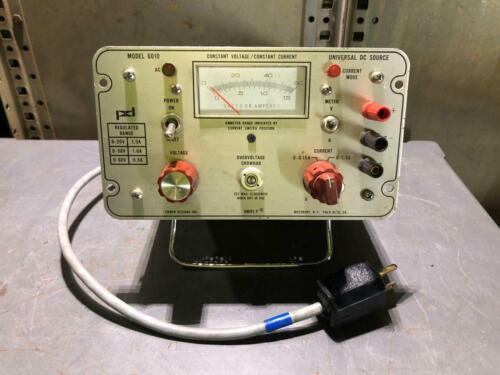 Power Designs Model 6010 Universal DC Source