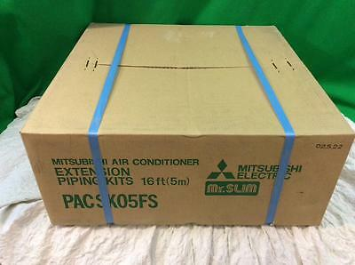 MITSUBISHI AIR CONDITIONER, PACSKO5FS, AC EXTENSION PIPING KIT, 16FT