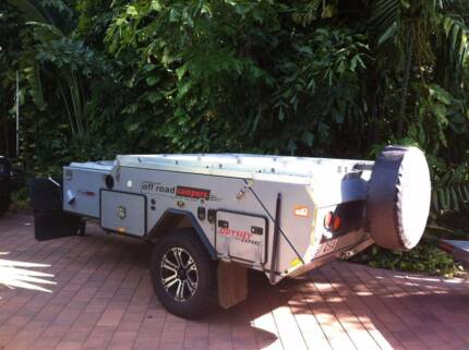 Australian Off Road Campers