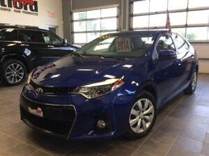 2014 Toyota Corolla S/ 62$SEM.TOUT INCLUS