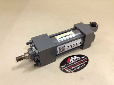 Miller Pneumatic Cylinder A84b2n Used 73754