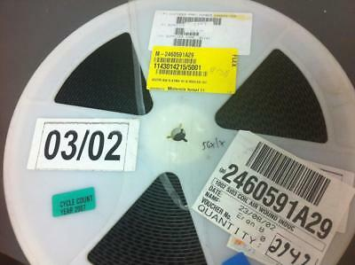 Coil Air Wound Inductor 6.61nh Hi Q Reeled Su Motorola2460591a29 2949 Pcs Lot