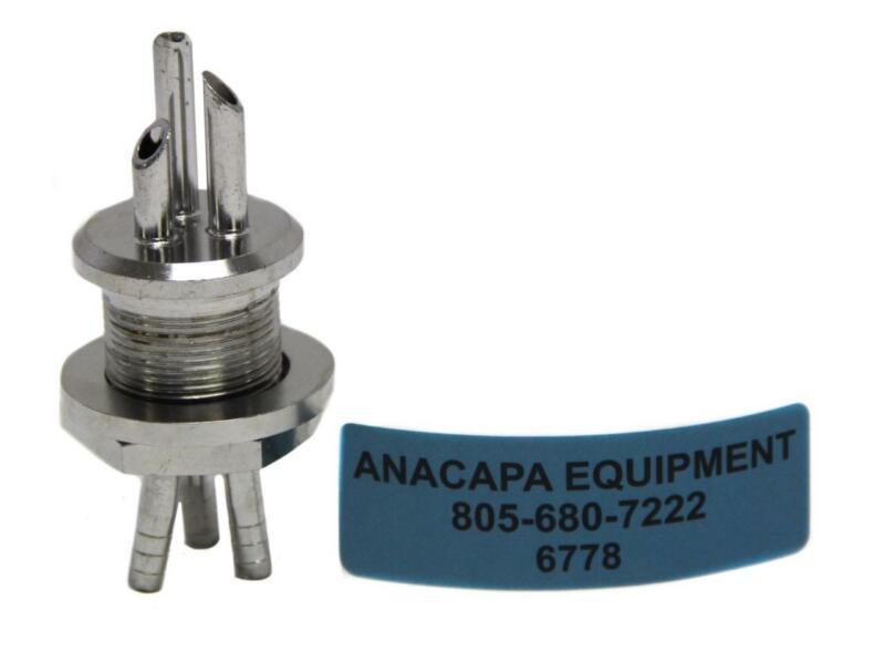Applikon Broadley-James B4-42002-8T9-M27, Triple port, 27mm (6778)W