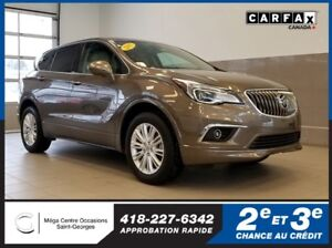 2017 Buick ENVISION Preferred / AWD / CUIR