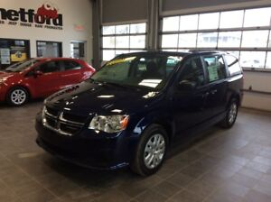 2017 Dodge Grand Caravan Canada Value Package SE A LIQUIDER