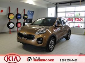 2017 Kia Sportage EX TECH AWD *CAMERA RECUL*CUIR*TOIT*PUSH START