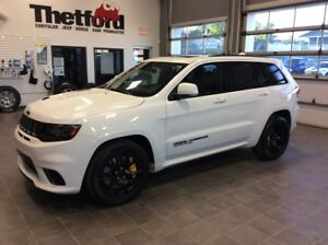 2018 Jeep Grand Cherokee TRACKHAWK 707HP POUR SEULEMENT 122995.0