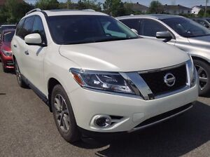 2015 Nissan Pathfinder SL**AWD**TECH PACKAGE**TOIT PANO**