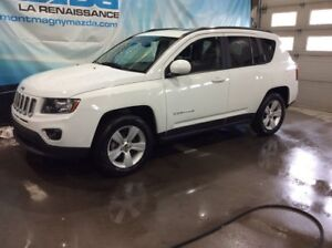 2016 Jeep Compass High Altitude 2.4L 4WD, CUIR