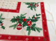 Ornaments Tablecloth