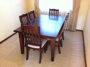 Great Quality Dining Table with Chairs