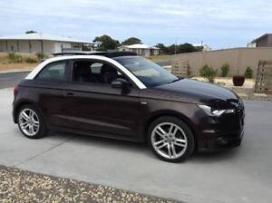 2011 Audi A1 S Line Sport Hatchback Cowes Bass Coast Preview