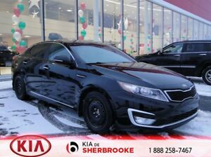 2012 Kia Optima LX HYBRIDE * CUIR * MAGS* CRUISE* A/C* BLUETOOTH