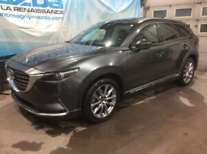 2016 Mazda CX-9 GT 7 PASSAGERS, CUIR, TOIT,