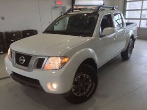 2017 Nissan Frontier PRO-4X**CUIR**TOIT**WOW!**