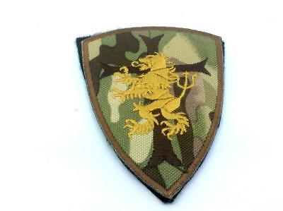 Löwen Camo (DEVGRU Löwe Navy SEAL Camo Gestickte Klettverschluss Flecken Patch)
