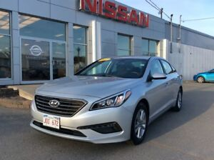 2017 Hyundai Sonata GL      $133 BI WEEKLY BUDGET-FRIENDLY SEDAN