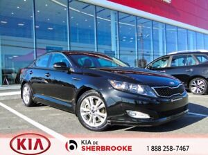 2013 Kia Optima EX PLUS TURBO * TOIT * MAGS * CAMERA RECUL * CUI