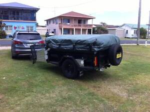 Gic Black Series 18ft 2014 Camper Trailer Grafton Clarence Valley Preview