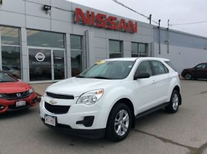 2014 Chevrolet Equinox LS AWD JUST TRADED IN