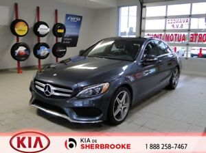 2015 Mercedes-Benz C-Class C 400* AMG PACKAGE* GARANTIE PROLONGÉ