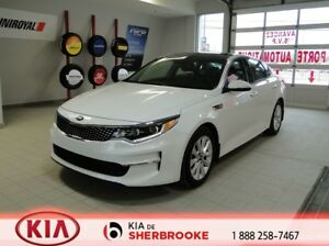 2016 Kia Optima EX TECH* TOIT PANO*CUIR*NAV*CAMERA RECUL*A/C*