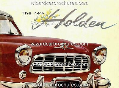 1956 HOLDEN FE A3 POSTER AD ADVERT ADVERTISEMENT SALES BROCHURE