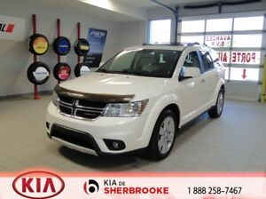 2012 Dodge Journey R/T * 7 PASSAGERS*CUIR*MAGS*PUSH START*TOIT*