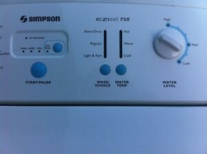 Washing Machines and Dryers Repair.. All charges btw 70$ - 120$ Blacktown Blacktown Area Preview