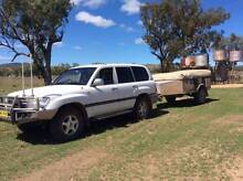"Full Off Road Camper Trailer - ""Jimboomba"" Texas Inverell Area Preview"