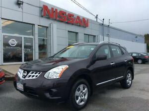 2013 Nissan Rogue S AWD       $141 BI WEEKLY FRESH TRADE!