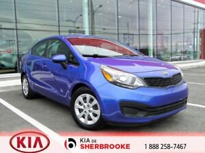 2015 Kia Rio LX PLUS * BLUETOOTH * A/C * CRUISE*