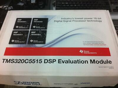Tmdxevm5515 - Texas Instruments - Tms320c5515 Dsp Evaluation Module