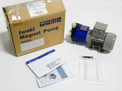 Iwaki Md-70rzvm Magnet Pump 40 Lmin Head 14.8m