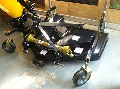Heavy Equipment Attachments - Finish Mower