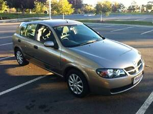2005 Nissan Pulsar Hatchback Rochedale South Brisbane South East Preview