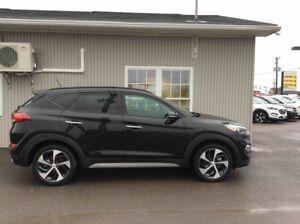 2017 Hyundai Tucson 1.6T AWD