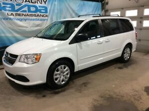 2014 Dodge Grand Caravan SXT, A/C+GR. ÉLECTRIQUE