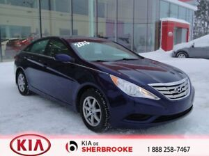 2013 Hyundai Sonata GL*A/C*CRUISE*BLUETOOTH*AUDIO VOLANT*