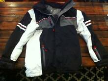 As NEW Ski Jacket and Beanie! Size M Women Petersham Marrickville Area Preview