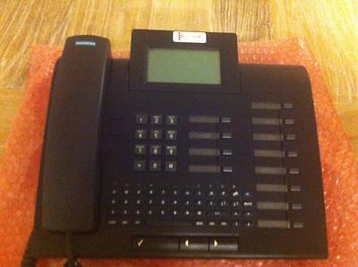 Black SIEMENS optiset E standard Phone-Telephone Handset S30817-S7004-A101-8 NEW