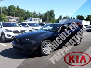 2013 Ford Mustang PREMIUM * V6 * CRUISE*A/C*SIEGES CHAUFFANTS*
