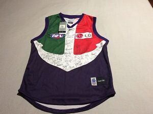 Dockers Signed Jumper from early 2000's Wembley Cambridge Area Preview