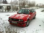 BMW 3er E30 316i Touring Test