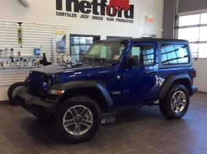 2018 Jeep Wrangler SPORT 131$/sem tax inc