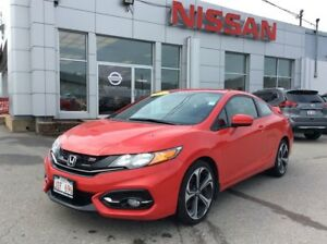 2014 Honda Civic Coupe Si SI COUPE!