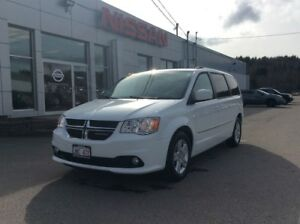 2017 Dodge Grand Caravan Crew Plus      $192 BI WEEKLY FAMILY HA